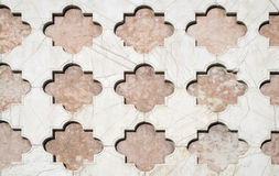 Textura - parede de mármore Fotografia de Stock Royalty Free