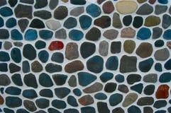 Textura: pavimentação cobbled Fotos de Stock