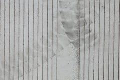 Textura pavimentada concreta Fotografia de Stock