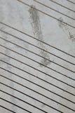 Textura pavimentada concreta Foto de archivo libre de regalías