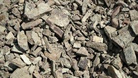 Textura pequena das pedras Fotografia de Stock Royalty Free
