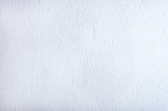 Textura pintada blanco de la pared Imagenes de archivo