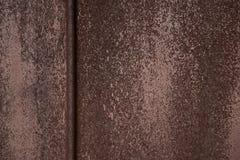 Textura pintada del metal fotos de archivo