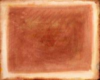 Textura pintada a mano de la tinta Imagen de archivo libre de regalías