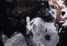 Textura pintada obscuridade Fotos de Stock