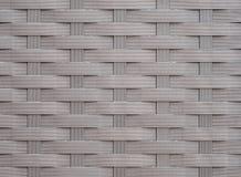 Textura plástica cinzenta Fotos de Stock