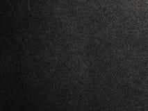 Textura plástica preta Fotografia de Stock Royalty Free