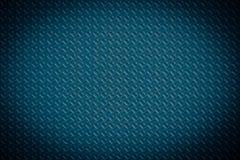 Textura plástica regular azul profunda ilustração royalty free