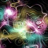 Textura plasmática Ilustração do Vetor