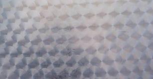Textura plateada de metal Imagen de archivo libre de regalías