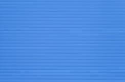 Textura plateada de metal azul de la pared Fotos de archivo