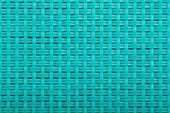 Textura plástica do weave Imagem de Stock