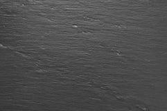 Textura preta da ardósia Imagens de Stock