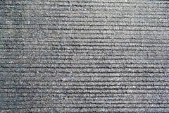 Textura preta da estrada concreta na vista superior imagem de stock