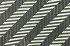 Textura preta de pano Fotografia de Stock Royalty Free