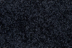 Textura preta do tapete Fotografia de Stock
