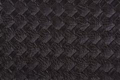 Textura preta para o fundo Imagem de Stock