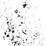 Textura preto e branco da aflição do Grunge foto de stock