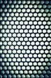 Textura preto e branco do carbono Fotos de Stock