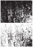 Textura preto e branco do Grunge Textura da aflição Textura do risco Fundo da parede Textura do carimbo de borracha Textura ásper Foto de Stock Royalty Free