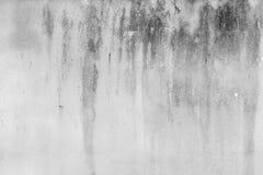 Textura preto e branco do teste padrão do cimento ou do muro de cimento fotografia de stock royalty free