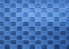 Textura quadrada azul Imagens de Stock Royalty Free