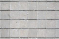 Textura quadrada da pedra de pavimentação Foto de Stock Royalty Free