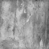 Textura quadrada do Grayscale. Teste padrão vazio do grunge. Fotografia de Stock Royalty Free