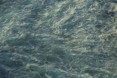 Textura quebrada da onda Imagem de Stock