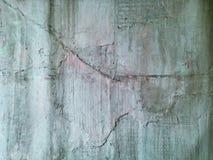 Textura quebrada del ladrillo y del cemento Imágenes de archivo libres de regalías