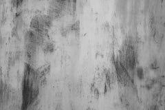 Textura rachada da parede cinzenta do fundo Fotografia de Stock
