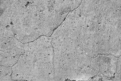 Textura rachada do cimento Fundo concreto velho fotografia de stock royalty free