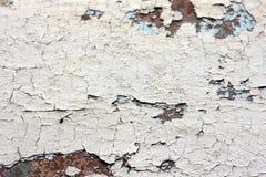 Textura rachada do fundo da pintura Imagem de Stock
