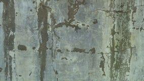 Textura rachada velha do grunge do fundo da parede video estoque