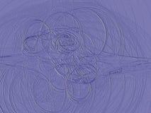 Textura rasguñada de la pared Foto de archivo libre de regalías