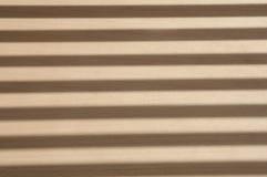 Textura rayada de la cortina Fotografía de archivo libre de regalías