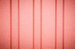 Textura rayada de la pared Imagen de archivo libre de regalías