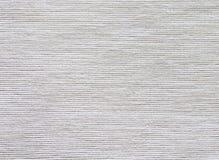 textura rayada de la tela interior natural gris foto de archivo