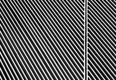 Textura rayada del metal Imágenes de archivo libres de regalías