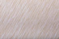 Textura rayada diagonal beige de la tela Fondo del paño fotos de archivo libres de regalías