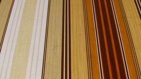 Textura real agitada vento do toldo video estoque