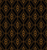 Textura real del oro de lujo Imagenes de archivo