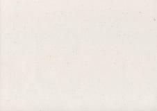 Textura reciclada decorativa natural del papel de letra del arte, fondo en blanco manchado texturizado áspero ligero del espacio  Imagen de archivo