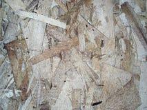 Textura reciclada del producto de madera Fotos de archivo