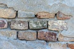 Textura resistida de la pared Imagen de archivo