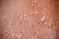 Textura resistida, desgastada da superfície da pedra do cimento Foto de Stock Royalty Free