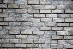 Textura resistida do tijolo Imagens de Stock Royalty Free