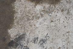 Textura resistida suja velha do fundo da parede do cimento fotografia de stock royalty free