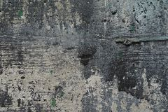 Textura resistida suja velha do fundo da parede do cimento fotos de stock royalty free