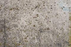 Textura resistida suja velha do fundo da parede do cimento fotografia de stock